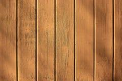 Bakgrund av texturerat trä stiger ombord closeupen Royaltyfria Bilder