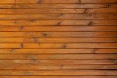 Bakgrund av träväggen Arkivfoto