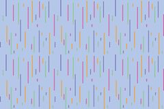 Bakgrund av tunna rektanglar Royaltyfri Bild