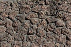 Bakgrund av vaggar textur för mossrocksten royaltyfri bild