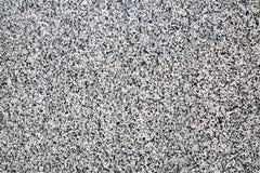 Bakgrund av vit rökig färg för polerad granit med lila svarta fläckar arkivbilder