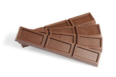 bakgrund bars chokladwhite Arkivfoto