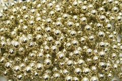 bakgrund beads briljant gjort celebratory Royaltyfria Bilder