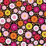 bakgrund blom- easter stock illustrationer