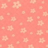 bakgrund blommar rosa seamless för modell Arkivfoto