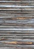 bakgrund boards horisontalgammalt trä Royaltyfria Foton