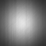 bakgrund borstad effektmetallyttersida Royaltyfria Bilder