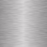 bakgrund borstad metallisk silver royaltyfri fotografi