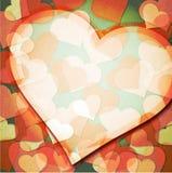 bakgrund cards för dräktvalentinen för hjärtor seamless wallpapers gott Royaltyfri Bild