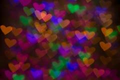 bakgrund cards för dräktvalentinen för hjärtor seamless wallpapers gott Abstrakt bild på dag och förälskelse för valentin` s Arkivbild