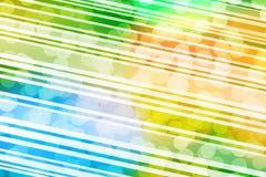 bakgrund cirklar regnbågen Royaltyfria Bilder