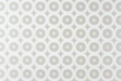 bakgrund cirklar white Arkivbild