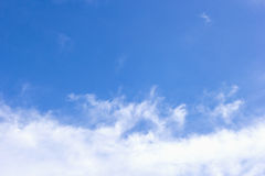 bakgrund clouds skyen Arkivfoto