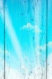bakgrund clouds skyträ Arkivfoton
