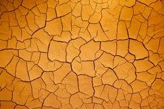 bakgrund cracked jord Fotografering för Bildbyråer