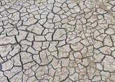 bakgrund cracked jord Arkivbild