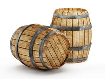 bakgrund 3d barrels model vit wine vektor illustrationer