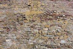 bakgrund 3d framför texturväggen Royaltyfri Foto
