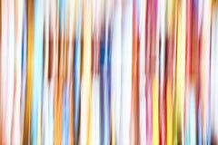 Bakgrund eller tapet för rörelse suddig färgrik abstrakt Royaltyfri Bild