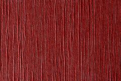 Bakgrund eller textur för Grunge röd pappers- Fotografering för Bildbyråer
