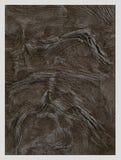 Bakgrund eller textur för vägg för kornblåttmålarfärg arkivbild