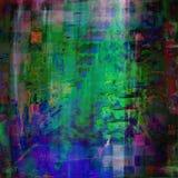 bakgrund färgad juvel Arkivbild