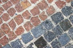 bakgrund färgad sten Royaltyfria Foton