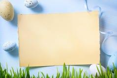 bakgrund färgade vektorn för tulpan för formatet för easter ägg eps8 den röda Fotografering för Bildbyråer