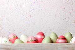 bakgrund färgade vektorn för tulpan för formatet för easter ägg eps8 den röda Arkivbilder