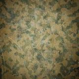 Bakgrund för ökenarmékamouflage Royaltyfria Foton