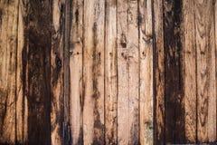 Bakgrund för Abstarct mörk wood texturantikvitet Arkivfoton