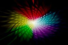 Bakgrund för Abstrac färgbakgrund Fotografering för Bildbyråer