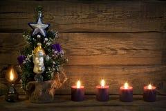 Bakgrund för abstrakt begrepp för jultappningträd Fotografering för Bildbyråer