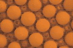 Bakgrund för abstrakt begrepp för signal för popkonst pastellfärgad Arkivfoto