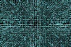 Bakgrund för abstrakt begrepp för textur för strömkretsbräde teknisk Arkivbilder