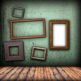 Bakgrund för abstrakt konst för din design Royaltyfri Foto
