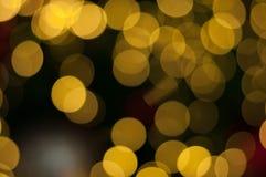 Bakgrund för abstrakt lyxig bokeh för guld suddig, storslagen lyx- glitz och glam royaltyfria bilder