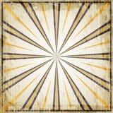 Bakgrund för allhelgonaaftontappningart déco - svart- och apelsinstrålar, gammalt papper Arkivfoto