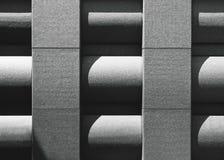 Bakgrund för arkitektur för konkreta kolonner för cement abstrakt royaltyfri foto