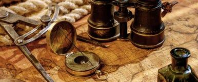 Bakgrund för begrepp för loppgeografinavigering royaltyfri foto