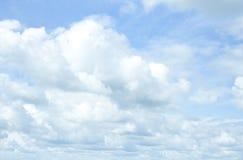 Bakgrund för blå himmel Royaltyfri Bild
