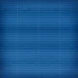 Bakgrund för blått papper Arkivbild