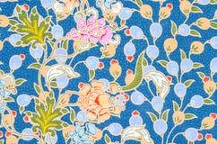 Bakgrund för blommamodell Royaltyfri Bild