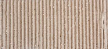 Bakgrund för Brown wellpappark arkivfoton