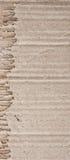 Bakgrund för Brown wellpappark Fotografering för Bildbyråer