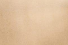 Bakgrund för brunt papper Arkivbilder