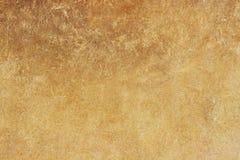 Bakgrund för brunt papper för Grunge beige, pappers- textur Arkivbild