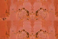 Bakgrund för closeup för rosttexturbakgrund kall arkivfoton