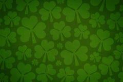 Bakgrund för dag för St Patrick ` s Arkivbilder