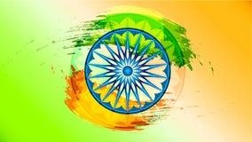 Bakgrund för den indiska republiken för indisk republiksjälvständighetsdagenberöm vektor illustrationer